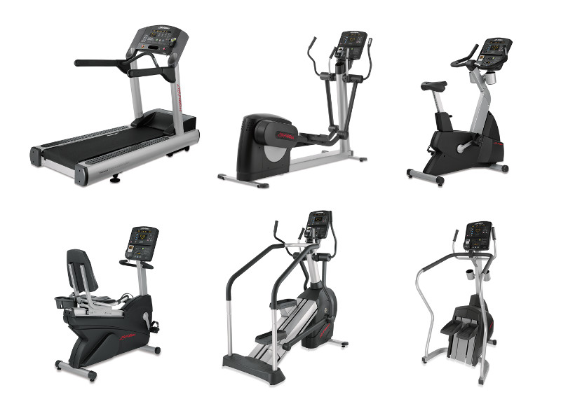 Cardio and Fitness Equipment