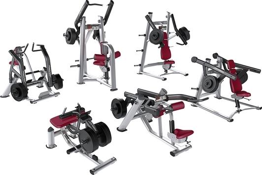 Gym africa equipment